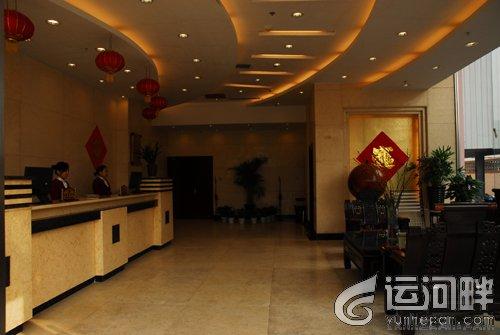圣泽大酒店餐厅